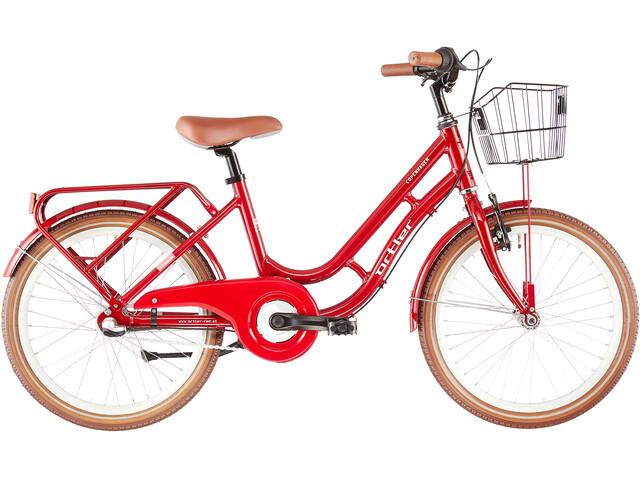 """Ortler Copenhagen 20"""" Kinder red"""